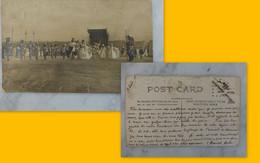 Campagne D'ORIENT ?, Roi Et Reine, Cuirassier Amiral AUBE, Ref 2243 ; Ref CP04 - Zu Identifizieren