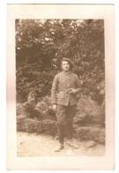 CPP 263 - CARTE PHOTO - MILITARIA - Soldats Du 17e Bataillon De Chasseurs à Rambervillers (Vosges - 88) - Rambervillers