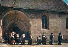 19 - Chaumeil - Une Noce Limousine Avec Jean Ségurel Robert Monédière Et L'Ecole Ventadour De Tulle - Folklore - Musique - Otros Municipios
