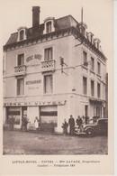 88 - VITTEL - LITTLE HOTEL - Mme LAVAUX - Vittel Contrexeville