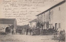 88 - HAREVILLE - RUE DE LA GARE - Sonstige Gemeinden