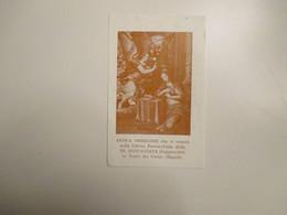Antica Immagine Chiesa Parrocchiale SS.ANNUNZIATA Cappuccini Torre Del Greco Napoli - Devotion Images