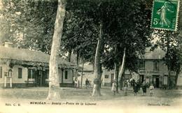 MIMIZAN Bourg  =  Place De La Liberté     1786 - Mimizan