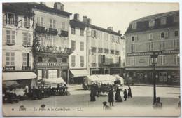 LA PLACE DE LA CATHÉDRALE - DAX - Dax