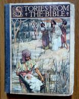 LIVRE EN ANGLAIS STORIES FROM THE BIBLE - Bijbel, Christendom