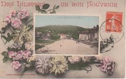 55 - LES ISLETTES - UN BON SOUVENIR - ROUTE DE PARIS ET COTE DE BIESME - Sonstige Gemeinden