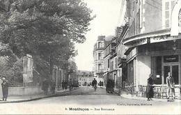 03 ALLIER MONTLUCON RUE BRETONNIE - Montlucon
