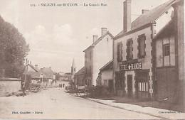 03 ALLIER SALIGNY SUR ROUDON LA GRANDE RUE - Other Municipalities