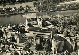 37 - Amboise - Le Château - Vue Aérienne - CPSM Grand Format - CPM - Voir Scans Recto-Verso - Amboise