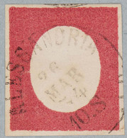 MMX122 - SARDEGNA III EMISSIONE- 40 CENT  USATO -  PROBABILMENTE FALSO - Sardinië