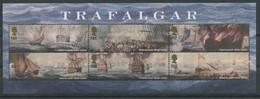 1832) MiNr.: Block 28 Postfrisch Trafalgar - Blocks & Miniature Sheets