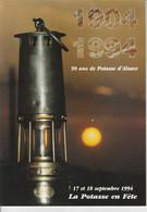 MDPA - 1904-1994 - 90 Ans De Potasse D'ALSACE - Colecciones