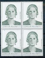 [810149]TB//**/Mnh-BELGIQUE 2000 - N° 2879, Reine Astrid, BD4, Dynastie, Familles Royales. - Ongebruikt
