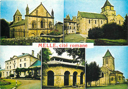 79 - Melle - Multivues - Carte Neuve - CPM - Voir Scans Recto-Verso - Melle
