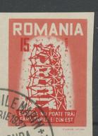 PRO Europa NON éMIS 1956-57. 3 Val Blocs De 4 Ø Coté Dallay En 2004 = 216-euros - Sin Clasificación