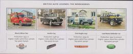 Great Britain - Gran Bretagna 2013 UnN°4102/05 4v BF108 MNH/** Europa - Blocchi & Foglietti