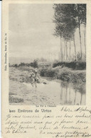 Chenois  La Vir à Chenois - Virton