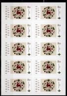 2020 Germany Christmas Tree Decoration S.adhesive Booklets MNH** MiNr. 3575 MH 102 - Ongebruikt