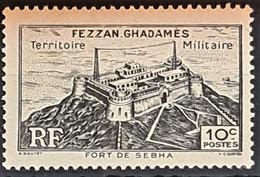 FEZZAN 1946 - MLH - YT 28 - 10c - Neufs