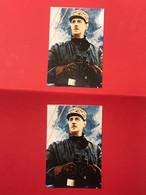 2 Cartes Postale Du Général De Gaulle - Non Classificati