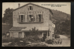 Saint Barthelemy Le Pin Hotel Greve - Altri Comuni