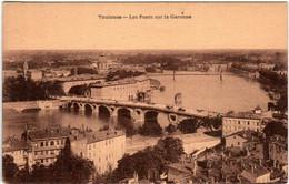 61ky 2038 CPA - TOULOUSE - LES PONTS SUR LA GARONNE - Toulouse