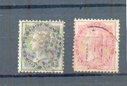 B 187  - INDE  - YT 7-8 ° Obli - 1882-1901 Imperium