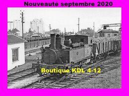 """AL 651 - Train, Loco Vapeur 030 T """"Rimaucourt"""" à La Sucrerie De NANGIS - Seine Et Marne - SNCF - Trenes"""