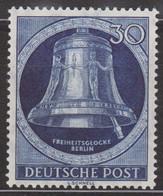 Berlin 1951 Goethe Mi.Nr. 85 Einwandfrei Postfrisch/MNH, Michel 65.- Euro. - Ungebraucht
