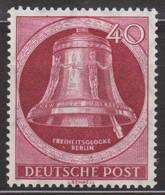 Berlin 1951 Goethe Mi.Nr. 86 Einwandfrei Postfrisch/MNH, Michel 25.- Euro. - Ungebraucht