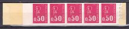 CARNET MARIANNE DE BEQUET  / N° 1664 C1 NEUF** COTE 25€ / 2 SCANS - Usados Corriente