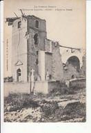 Carte France 54 - Bures Aux Environs De Lunéville  - L'eglise En Ruines  : Achat Immédiat - Luneville