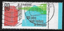 2020  900 Jahre Stadt Freiburg Im Breisgau - Oblitérés