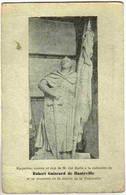 1934 HAUTEVILLE LA GUICHARD - Rare Maquette Sculpture Robert GUISCARD - Altri Comuni