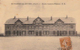 St PIERRE Les AUCHEL  Ecole Anatole France - Altri Comuni