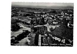 Breganze (Vicenza): Castelletto E Officine Laverda. Cartolina B/n Lucido FG Anni '50 - Vicenza