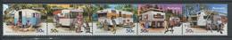 277 - AUSTRALIE 2007 - Yvert 2775/79 - Caravane De 50 A 90 - Neuf ** (MNH) Sans Trace De Charniere - Nuevos