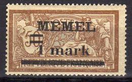 Memel 1920 Mi 26 X  * [081120L] - Memel (Klaïpeda)