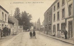 Florenville  La Poste- Route Vers La Gare - Florenville