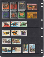 1996 New Zealand Maori Crafts Complete Set Of 6 MNH @ BELOW FACE VALUE - Unused Stamps