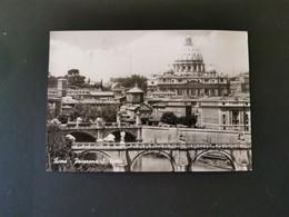 Cartolina Roma San Pietro - San Pietro