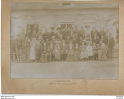 Lot De 9 Grandes Photos De Mariage Des Années 1900-1930 - Non Classificati