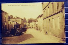 SAINT BRIS DES BOIS.. RUE PRINCIPALE ..GIN572 - Autres Communes