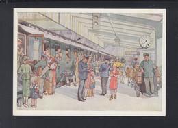 Dt. Reich PK Ferienfreuden Sonderstempel Bamberg Ausstellung 1939 - Brieven En Documenten