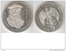 *germany 5 Mark 1969 F Km126.1 Proof !!!!!  * - 5 Mark