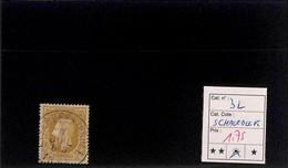 [817534]TB//O/Used-Belgique 1869 - N° 32, Schaerbeek, Rois - 1869-1883 Leopold II
