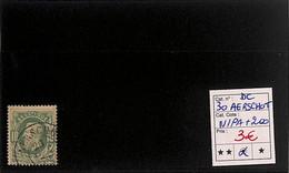[818264]TB//O/Used-Belgique 1869 - N° 30, Aerschot, Nipa+200, Rois - 1869-1883 Leopold II