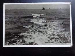 Sint Idesbald, Bargues En Mer (foto Postkaart) -> Beschreven 1932 - Koksijde