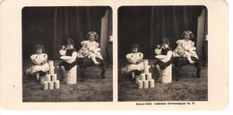 Galactina Collection Stéréoscopique N°37 Enfants - Stereoscoopen