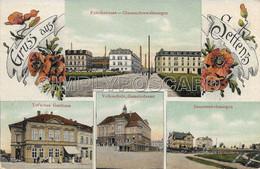 AK 1912  Österreich / Tschechien / Böhmen -  Gruss Aus SETTENZ  - D34 - Czech Republic